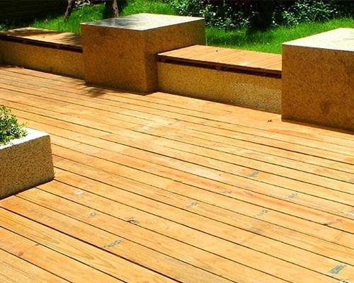 毕节防腐木地板