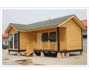 毕节防腐木木屋