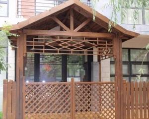 毕节防腐木工程